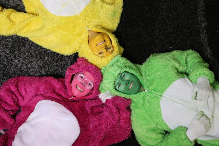 Adonia-KidsParty Bären